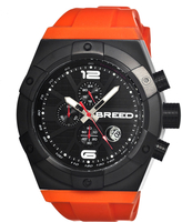 Breed Men's Titan Carbon Fiber Watch