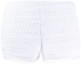 Charo Ruiz Ibiza Lace Shorts