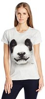 The Mountain Junior's Big Face Panda Graphic T-Shirt