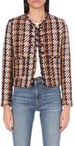 Sandro Marianne wool-blend jacket