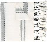By Malene Birger striped scarf - women - Linen/Flax/Wool - One Size