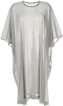 08sircus sheer T-shirt dress