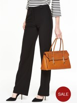 Very Stretch Wide Leg Trouser