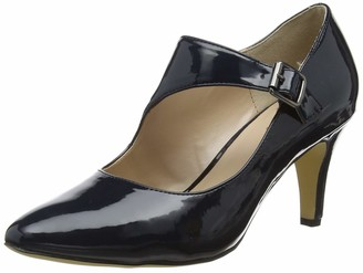 Lotus Women's Laurana Closed Toe Heels