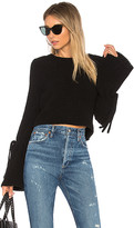 Lovers + Friends x REVOLVE Parkwood Sweater in Black. - size L (also in M,S,XL,XS,XXS)
