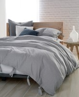 Donna Karan DKNY PURE Cotton Stripe Twin Duvet Cover Set