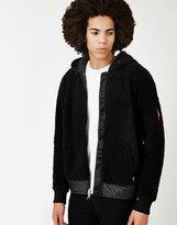 Poler Shaggy Jacket Black