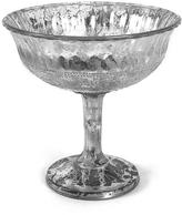 Daniella Mercury Glass Pedestal Bowl