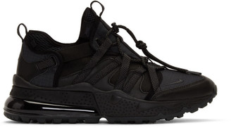 Nike Black Air Max 270 Bowfin Sneakers