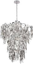 Eurofase Elfassy Collection 19-Light Chrome Chandelier