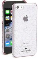 Kate Spade 'glitter' iPhone 5c case