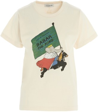 Lanvin Babar The King T-Shirt