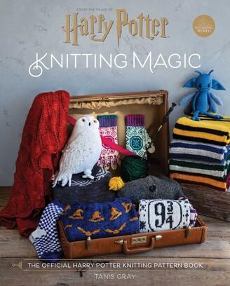 Tanis Gray Harry Potter: Knitting Magic: The Official Harry Potter Knitting Pattern Book