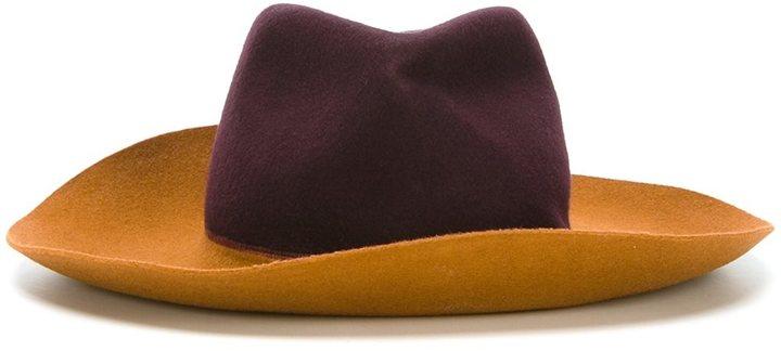 Forte Forte colour block hat