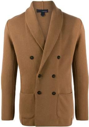 Lardini double breasted jacket