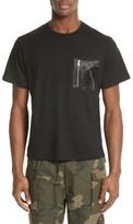 Ovadia & Sons Men's Zip Pocket T-Shirt