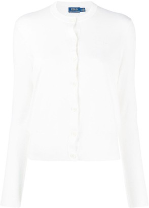 Polo Ralph Lauren embroidery Pony cardigan