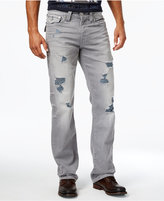 True Religion Men's Ricky Cotton Classic-Fit Ripped Jeans