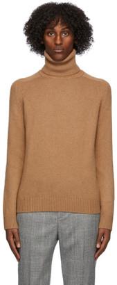 Saint Laurent Tan Camel Knit Sweater