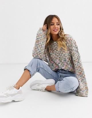 Raga Sherri multi knit jumper