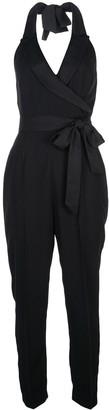 Diane von Furstenberg Tuxedo Jumpsuit