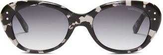 Oliver Goldsmith Sunglasses Sophia 1958 Black Tortoiseshell