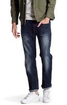 "Buffalo David Bitton Six Slim Straight Stretch Denim Jean - 30-32"" Inseam"