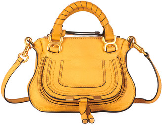 Chloé Marcie Mini Satchel Bag