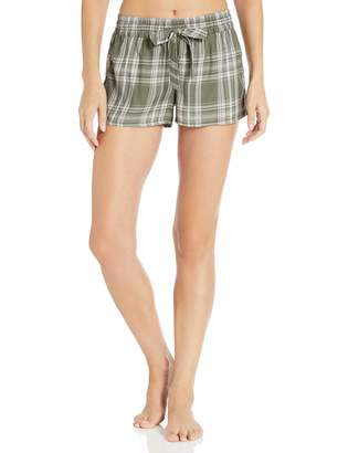 PJ Salvage Women's MAD for Plaid Shorts