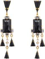 Helene Zubeldia Glass Stone earrings