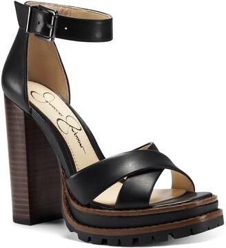 Jessica Simpson Kayson Platform Sandal