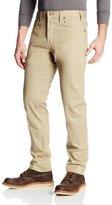 Dickies Men's Regular Taper Stretch Twill 5-Pocket Pant