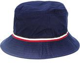 Moncler striped trim hat - men - Cotton - L