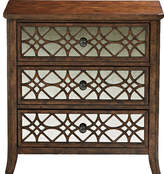 Trisha Yearwood Home Collection Aunt Beth 3 Drawer Accent Chest