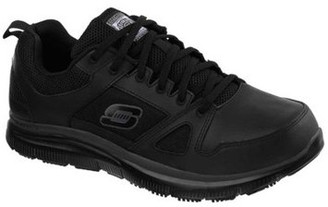 Skechers Men's Relaxed Fit Flex Advantage Slip Resistant Athletic Shoe