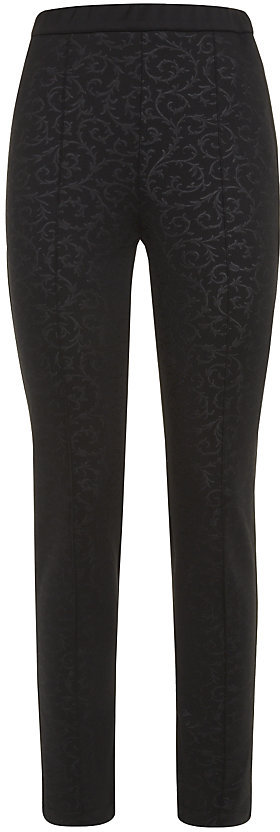 Raoul Textured Front Trousers