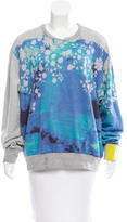 Preen Oversize Printed Sweater