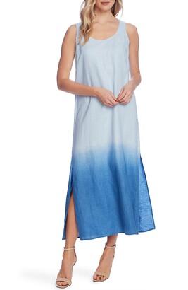 Vince Camuto Side Slit Tank Dress
