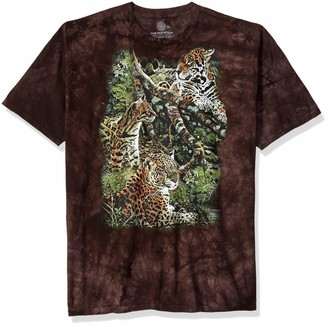 The Mountain Unisex-Adults Three Jungle Cats