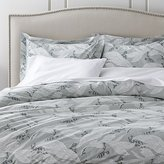 Crate & Barrel Laurel Duvet Covers and Pillow Shams