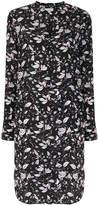 Christian Wijnants leaf print dress