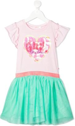 Billieblush sequin Girl dress