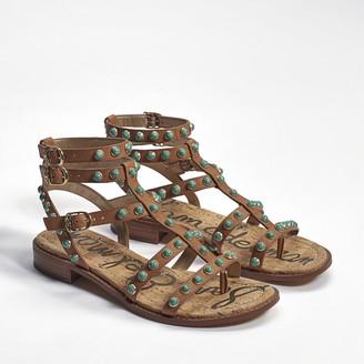 Eavan Studded Gladiator Sandal