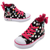 Disney Minnie Mouse Polka Dot Sneakers for Girls