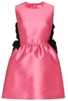 RED Valentino Lace-up Dress