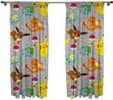 Pokemon Pleated Curtains