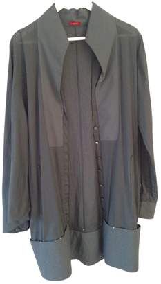 Brioni Black Cotton Jacket for Women