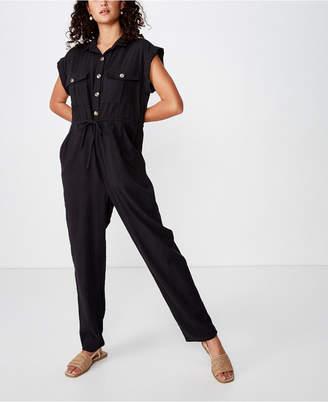 Cotton On Woven Isabella Utility Jumpsuit