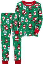 Carter's Holiday 2 Piece Pajama Set - Baby