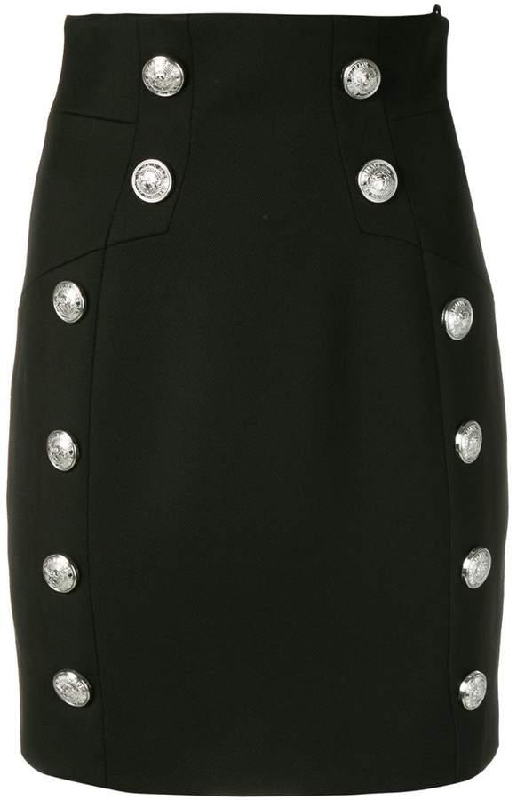 a306db2648 High-waisted Pencil Skirt - ShopStyle